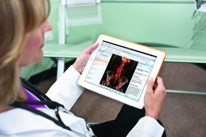 radiology and mobile health