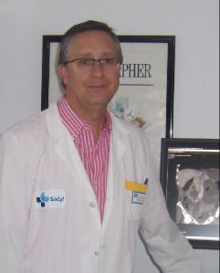 Dr. Francisco Javier Rodríguez Recio